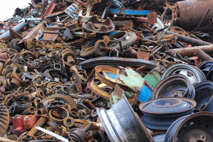 West Side Iron and Metal - Scrap Metal Yard